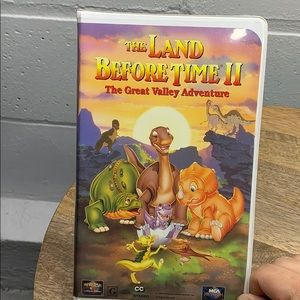 Disney the land before time